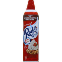 Reddi Wip Whipped Topping, Dairy, The Original, 13 Ounce