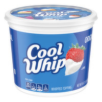 Cool Whip Whipped Topping, Original, 16 Ounce