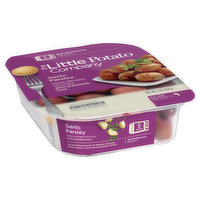 The Little Potato Company Potatoes, Fresh Creamer, Garlic Parsley, 1 Pound