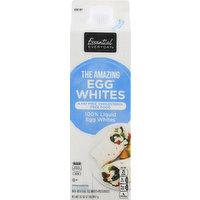 Essential Everyday Egg Whites, 100% Liquid, 32 Ounce