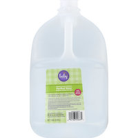 Baby Basics Water, Purified, with Added Fluoride, 1 Gallon
