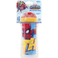 Marvel Sippy, Hero Insulated, 9 Ounce, 12+ Months, 1 Each