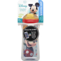 Disney Baby Cup, Spout Sippy, Insulated Hard, Mickey Mouse, 9 Ounce, 1 Each