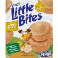 Entenmann's Muffins, Banana, 20 Each