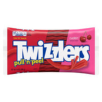 Twizzlers Candy, Cherry, Pull 'N' Peel, 14 Ounce