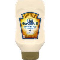 Heinz Mayonnaise, Real, Deliciously Creamy, 19 Ounce