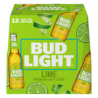 Lager brewed with real lime peels with natural lime flavor. Brewed with real lime peels. This is the famous Bud Light Lime. We believe what we put into our beer is just an important as what we leave out. That's why we brew using essential ingredients and real lime peels for the best in summer refreshment. Enjoy responsibly. For more information about our products call 1-800-Dial Bud (1-800-342-5283) or visit us at TapIntoYourBeer.com. Learn more at: budlight.com. Please recycle.