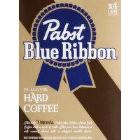 Pabst Hard Coffee, 4 Each