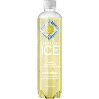 Sparkling Ice Sparkling Water, Zero Sugar, Classic Lemonade, 17 Ounce