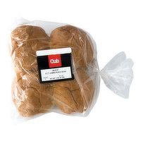 Cub Bakery Wheat Hamburger Buns, 8 Each