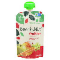 Beech Nut Apple, Mango & Carrot, Stage 2 (from About 6 Months), 3.5 Ounce