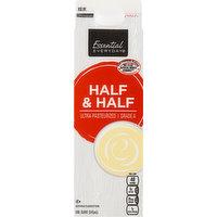 Essential Everyday Half & Half, 1 Quart
