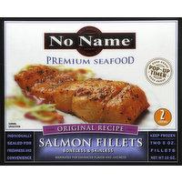 No Name Salmon Fillets, Boneless & Skinless, Original Recipe, 2 Each