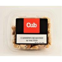 Bulk Cashews Roasted & Salted, 9 Ounce
