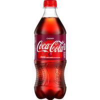 Coca-Cola Cola, Cherry, 20 Ounce