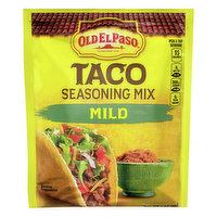 Old El Paso Seasoning Mix, Taco, Mild, 1 Ounce