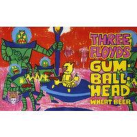 Three Floyds Wheat Beer, Gumballhead, 6 Each
