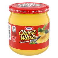Cheez Whiz Cheese Dip, Original, 15 Ounce
