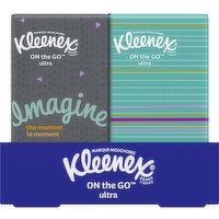Kleenex Tissue, Ultra, On the Go, 1 Each
