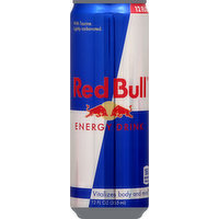 Red Bull - North America Inc. Energy Drink, 12 Ounce