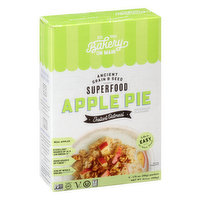 Bakery on Main Instant Oatmeal, Apple Pie, Superfood, 6 Each