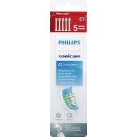 Philips Brush Heads, Value Pack, 5 Each