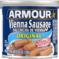 Armour Armour Vienna Sausage Original, 4.6 Ounce