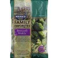 Mann's Broccoli Wokly, 12 Ounce