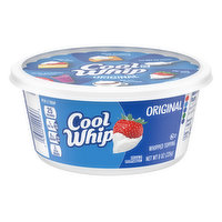 Cool Whip Whipped Topping, Original, 8 Ounce