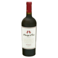 Menage a trois Red Wine, Red Blend, California, 750 Millilitre