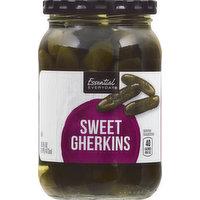 Essential Everyday Gherkins, Sweet, 16 Ounce