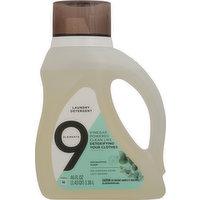 9 Elements Laundry Detergent, Eucalyptus Scent, 46 Fluid ounce