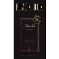 Black Box Pinot Noir, California, 2013, 3 Litre