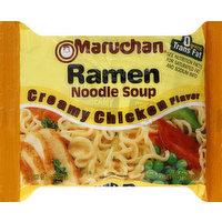 Maruchan Noodle Soup, Creamy Chicken Flavor, 3 Ounce