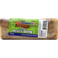 Redbarn Dog Treat, Meaty Bone, Large, 1 Each