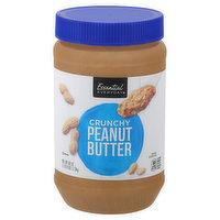 Essential Everyday Peanut Butter, Crunchy, 40 Ounce