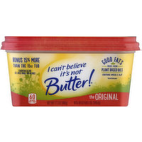 I Cant Believe Its Not Butter Vegetable Oil Spread, 45%, The Original, 17.3 Ounce
