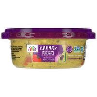Good Foods Traditional Chunky Guacamole, 7 Ounce