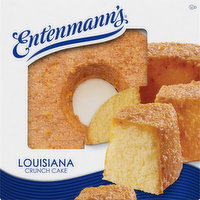 Entenmann's Crunch Cake, Louisiana, 1 Each