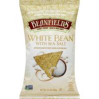 Beanfields Bean & Rice Chips, White Bean with Sea Salt, 5.5 Ounce