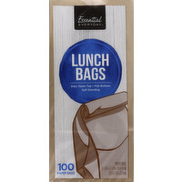 Essential Everyday Lunch Bags, 100 Each