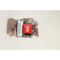 Bulk Chocolate Peanut Caramel Patties, 16 Ounce