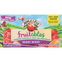 Apple & Eve Juice Beverage, Berry Berry, 8 Pack, 8 Each