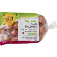 Wild Harvest Red Potatoes, Organic, 48 Ounce