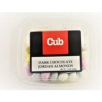 Bulk Dark Chocolate Jordan Almonds, 12 Ounce