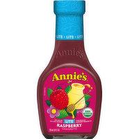 Annie's Vinaigrette, Raspberry, Lite, 236 Millilitre