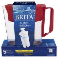 Brita Water Filtration System, 1 Each