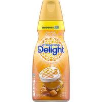 International Delight Coffee Creamer, Caramel Macchiato, 32 Ounce