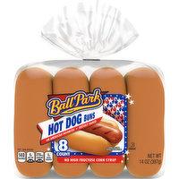 Ball Park Hot Dog Buns, 8 Each