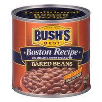 Bushs Best Baked Beans, Boston Recipe, 16 Ounce